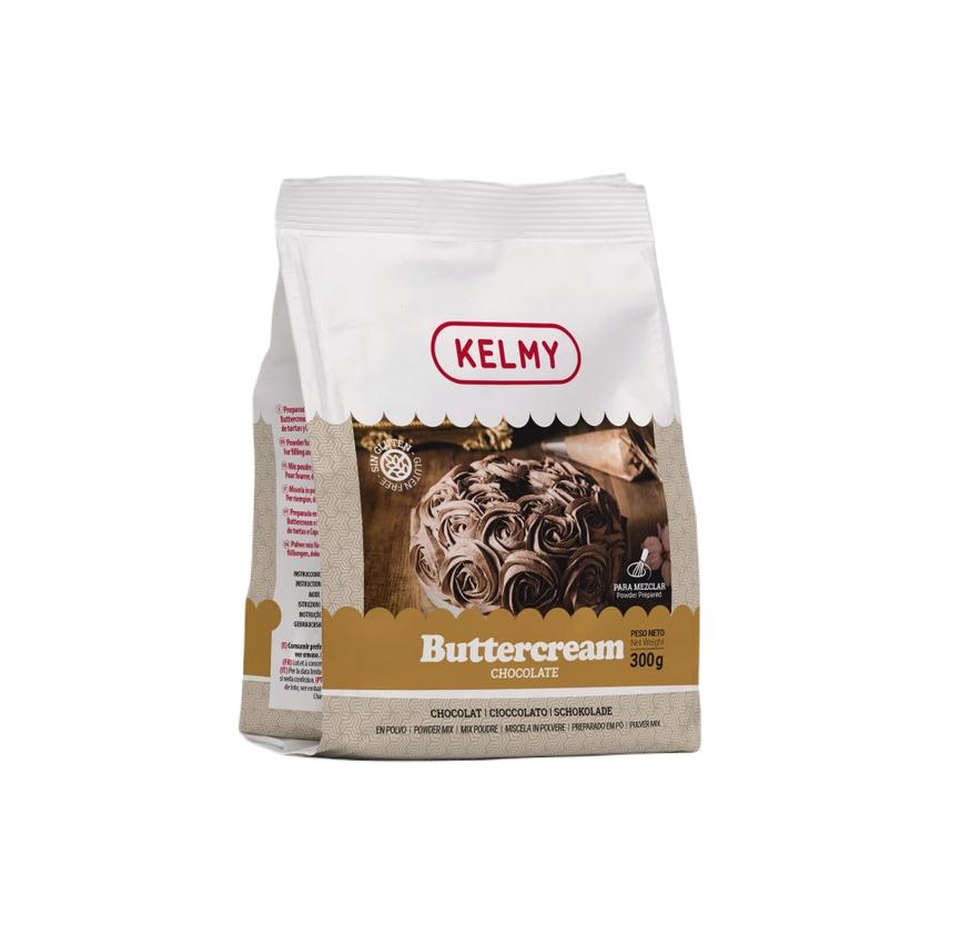 Směs na vanilkový krém 300g Kelmy