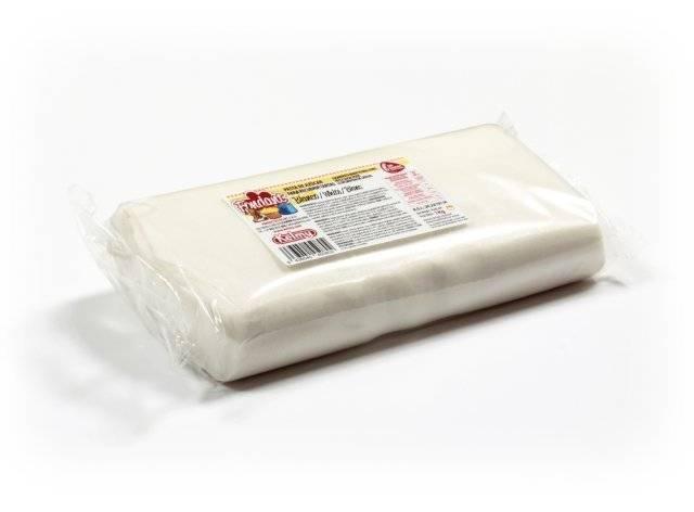 Potahovací hmota 1 Kg - bílá Kelmy