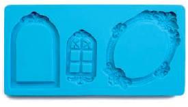 3D forma na fondant okna Ibili