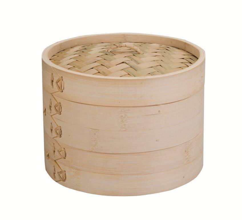 Bambusový pařník 20cm Ibili