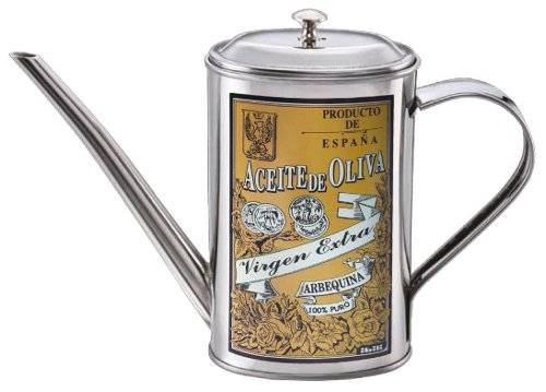 Vintage nádoba na olej Arbequina Ibili