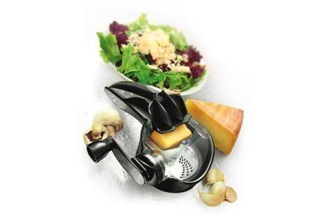 Kuchyňské struhadlo s kličkou Ibili