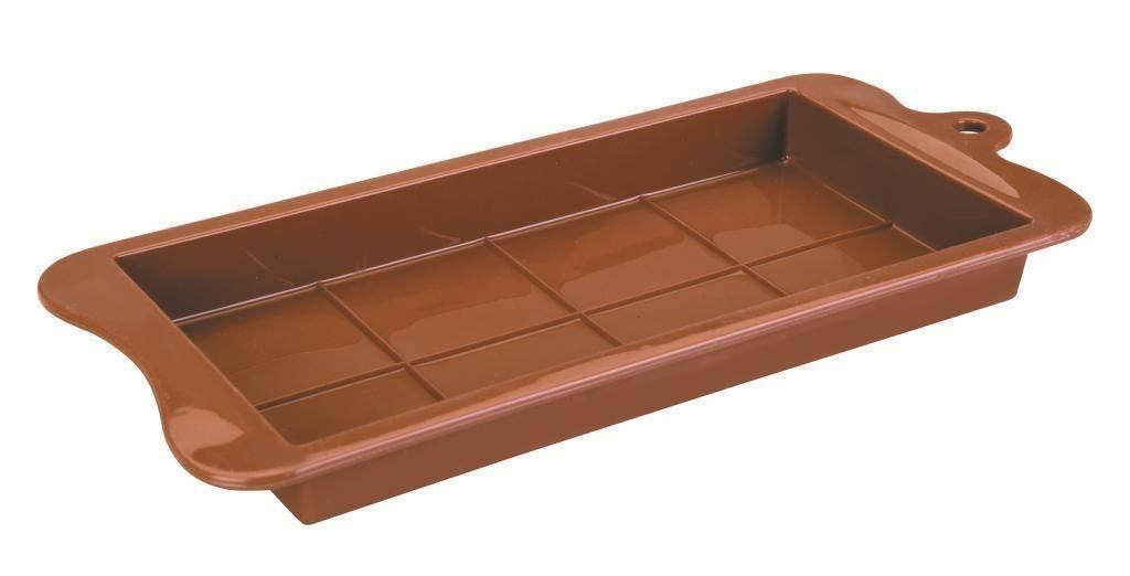 Silikonová forma na přípravu nugátu a čokolády Ibili