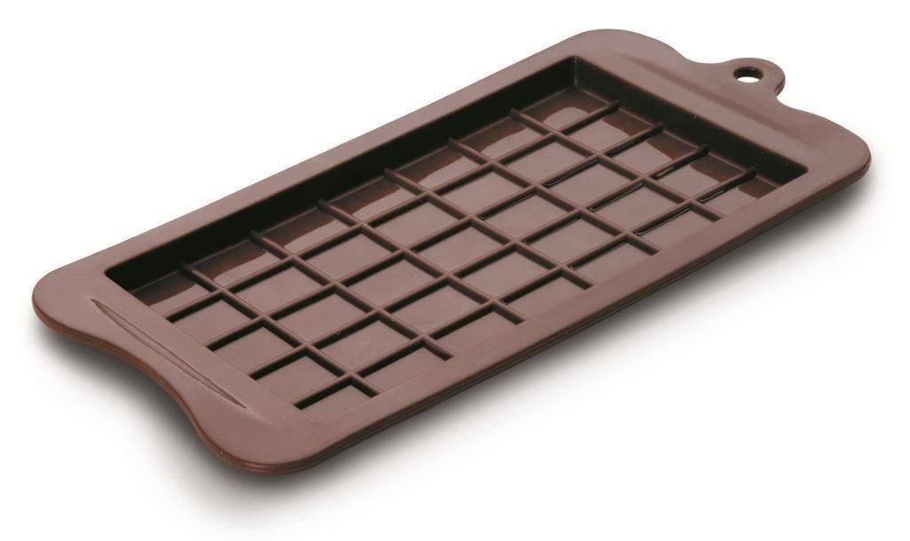 Forma na čokoládu 12x25cm Ibili
