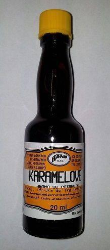 Aroma do potravin Karamelové - 20ml