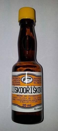 Aroma do potravin Lískooříškové - 20ml