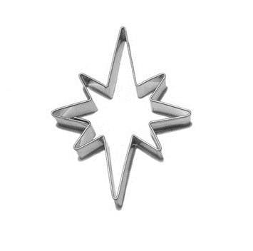 Hvězdička osm cípů Smolík