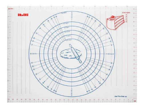 Plastový vál 61 x 45,5 cm Ibili