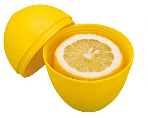 Plastový box na citron Ibili