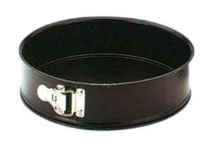 Černá forma na pečení 26cm Ibili