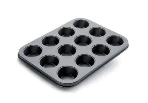 Forma na 12 muffinů 25x19cm Ibili