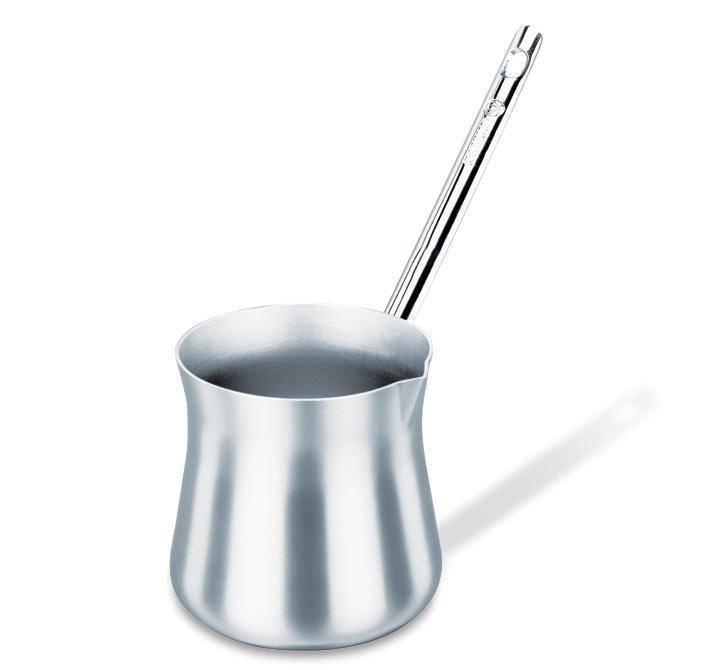 Nerezový mlékovar 0,5L Korkmaz