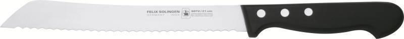 Kuchyňský nůž na chléb Gloria 21cm levý Felix Solingen