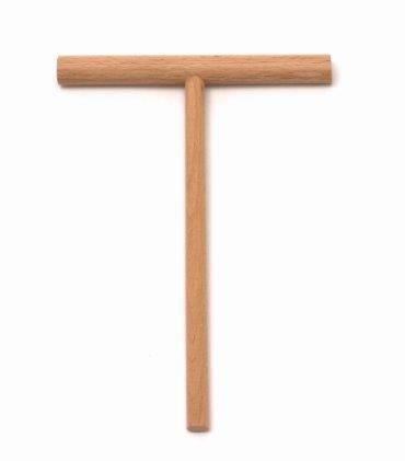 Roztírač palačinek, bukové dřevo Klawe