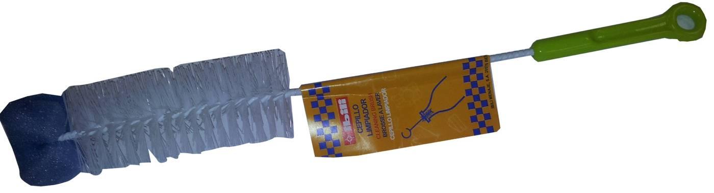 Štětka na čištění lahví 40cm Ibili