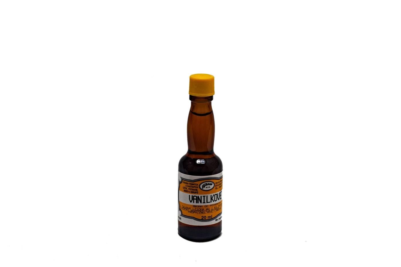 Vanilkový extrakt - vanilka 20ml