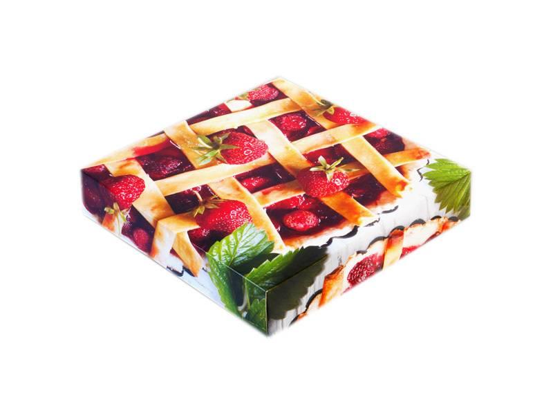 Krabice na koláč Bologna 26x5 KartonMat
