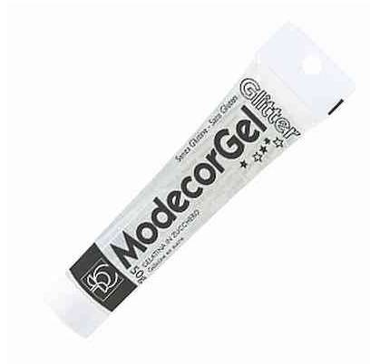 Gel na jedlý papír - tuba 50g Modecor