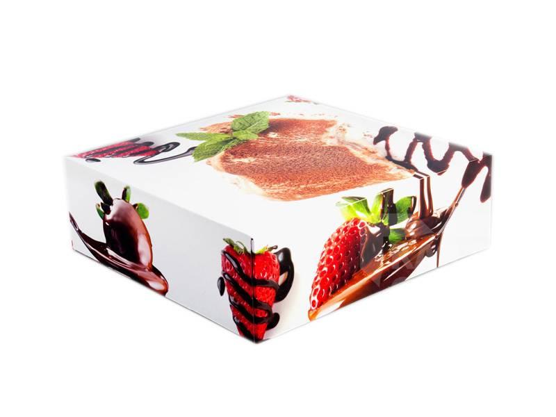 Krabice na dort Rimini 30x10 KartonMat