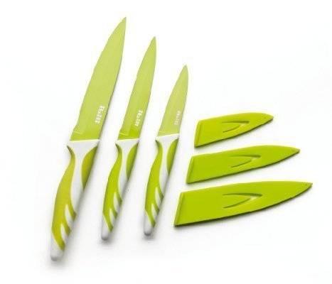 Sada nožů - 8,5cm, 12,5cm a 15cm Ibili