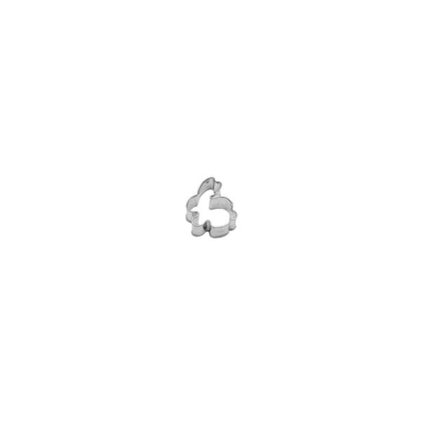 Vykrajovátko zajíček-mini Smolík