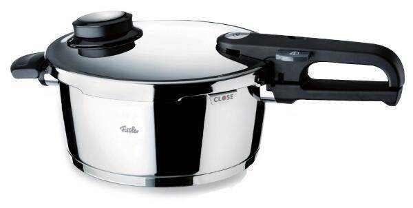 Tlakový hrnec nerezový – 10 l - Vitavit® Premium  Fissler