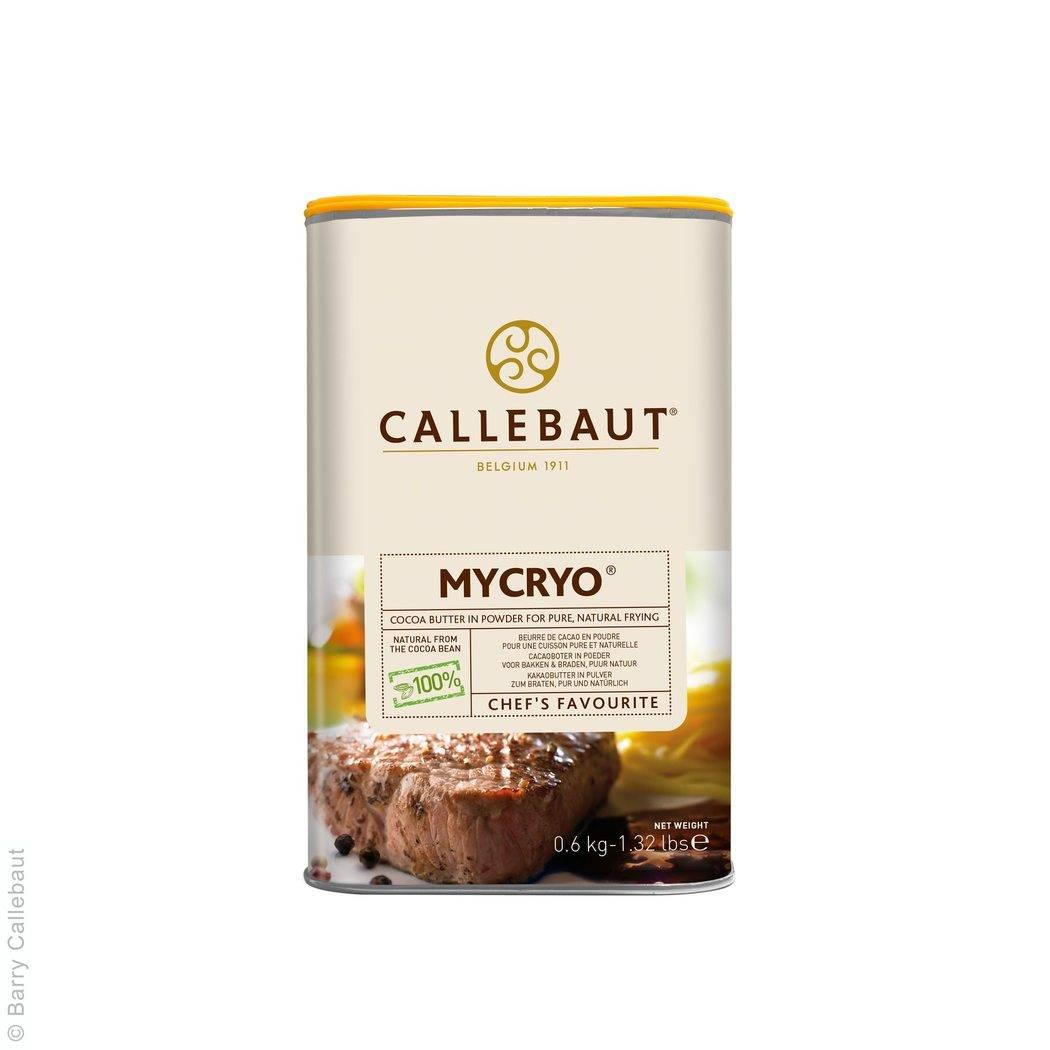 Kakaové máslo Mycryo 0,6Kg Callebaut