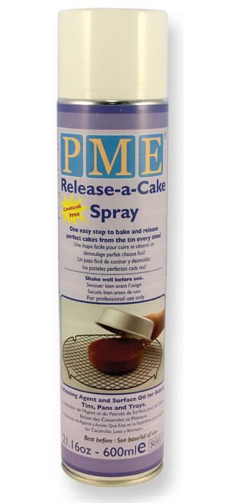 Sprej směs RELEASE-A-CAKE 600ml PME