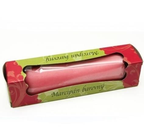 Marcipán pravý 100g - růžový