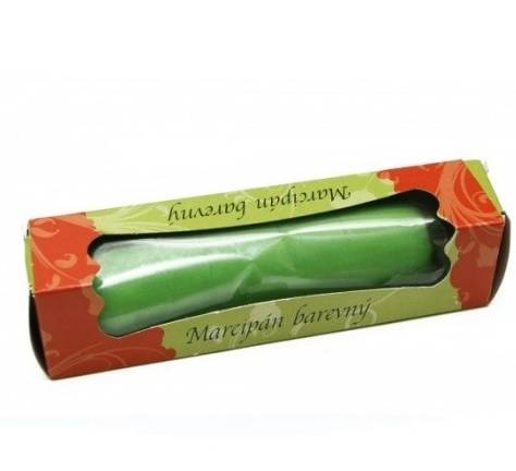 Marcipán pravý 100g - zelený