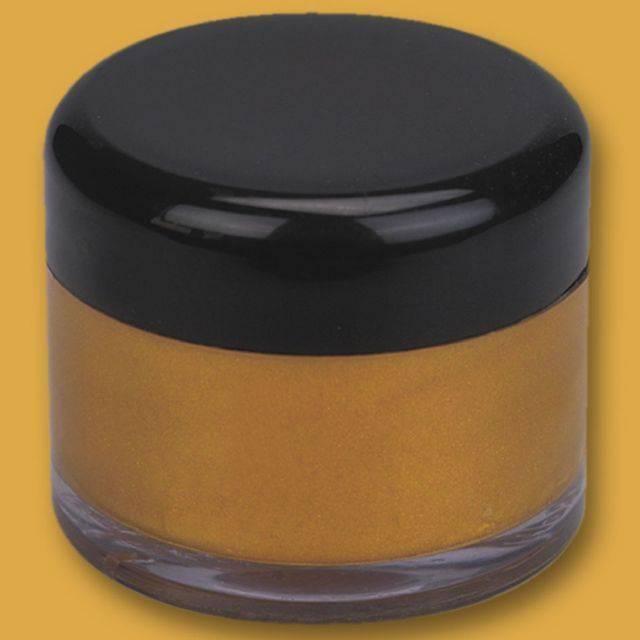 Potravinářská barva v pastě zlatá Stadter
