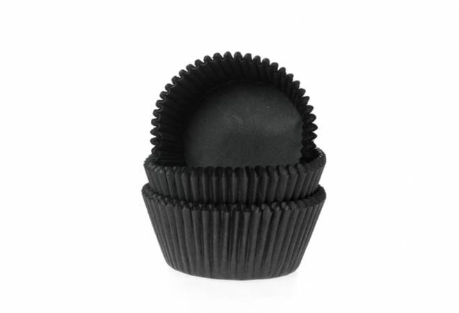 Cukrářský košíček černý mini House of Marie