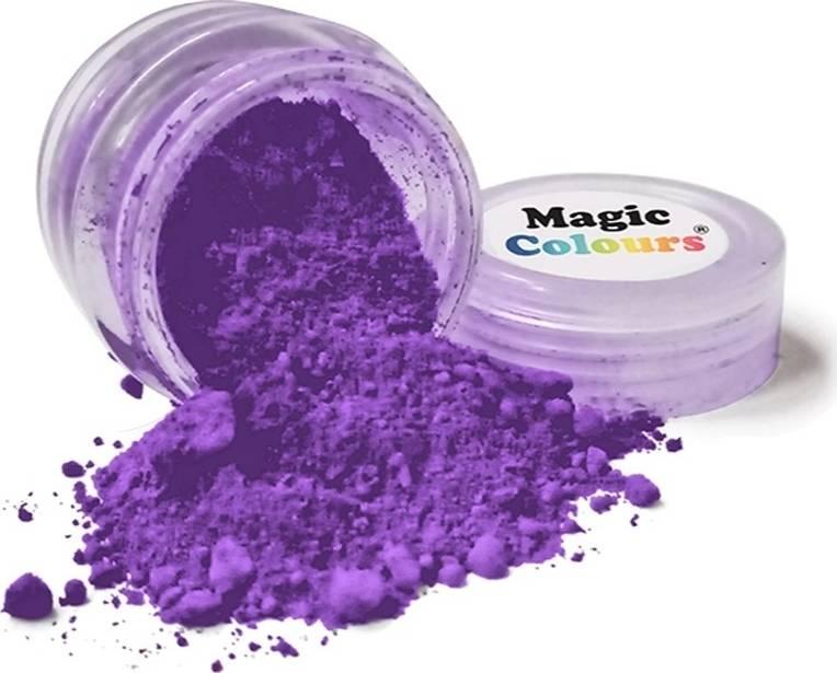 Jedlá prachová barva Magic Colours (8 ml) Deep Purple PDPUR dortis