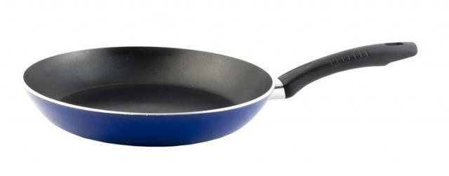 Pánev steflonovým povrchem – O 32 cm, modrá – Nizza® - - Fissler