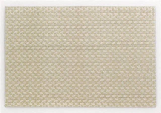 Prostírání PLATO, polyvinyl, krémové 45x30cm KL-15634 - Kela