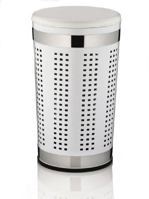 Koš na prádlo SEVILLA bílý KL-21817 - Kela