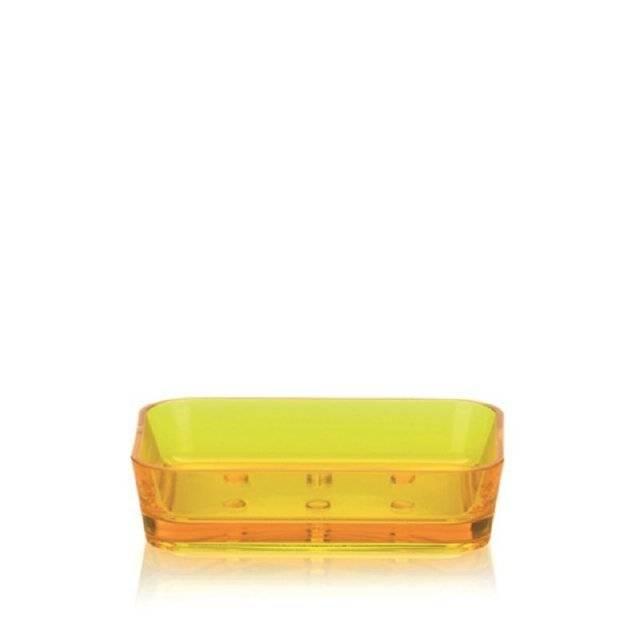 Miska na mýdlo žlutá Kristall KL-21855 - Kela