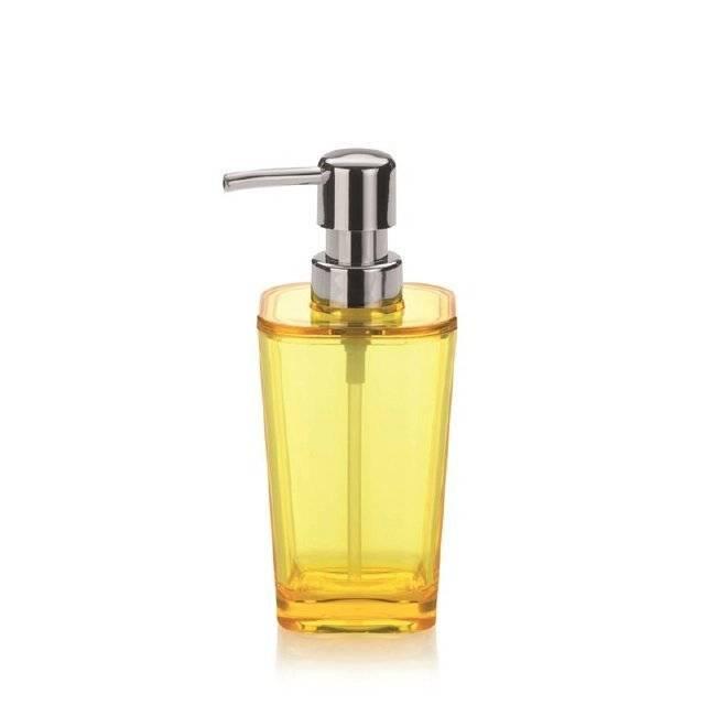 Zásobník na mýdlo žlutý - Kela