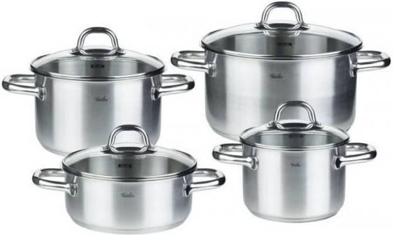 Sada nádobí 8 ks - nerez – Korfu® - Fissler