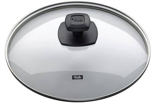 Poklice skleněná kulatá – O 24 cm - Comfort - Fissler