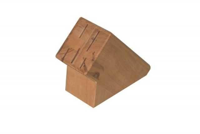 Ukládací blok na nože dřevěný – SharpLine - - Fissler