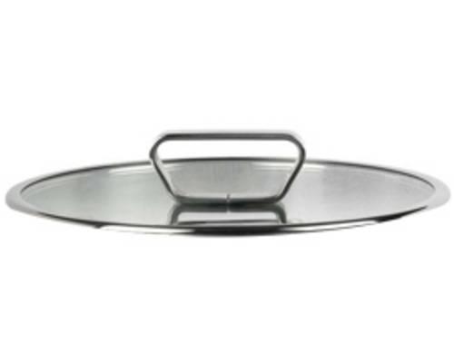Poklice pro varné nádobí Jamaika - O 24 cm, nerez- - Fissler