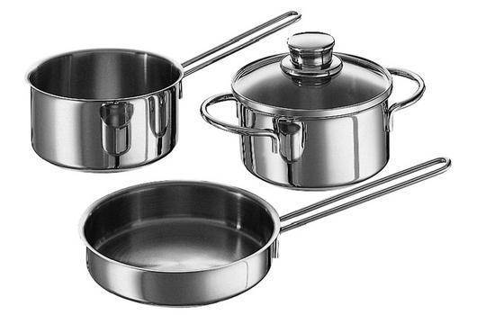 Sada nádobí nerezová – 3 dílná – SnackSet - Fissler