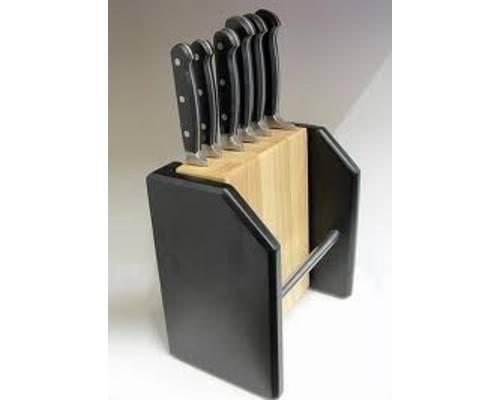 Sada nožů vukládacím bloku – 7 ks Solingen - Fissler