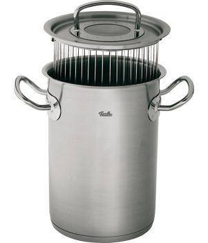 Hrnec na chřest – 4,6 l – Original profi collection® - Fissler