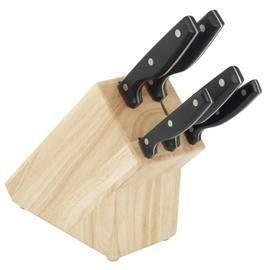 Ukládací blok s5 různými noži – SharpLine - - Fissler