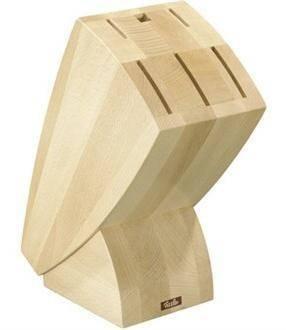 Blok na nože a ocílku - magnetický - Fissler