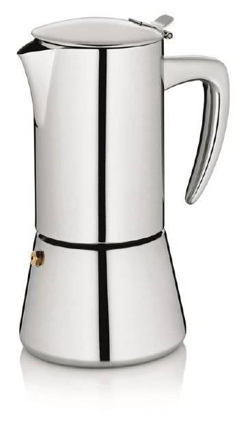 Kávovar LATINA , nerez O10,5cm x v20cm (6 šálků) - Kela