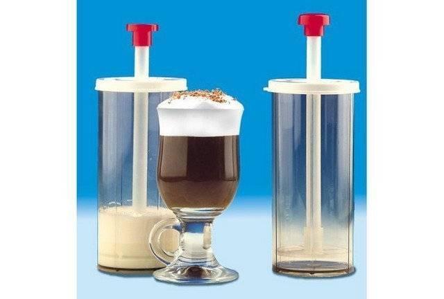 Šlehač mléka na CAPUCCINO - Reproplast