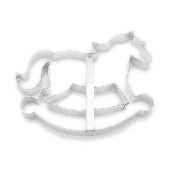 Vykrajovátko houpací kůň 16cm - Smolík
